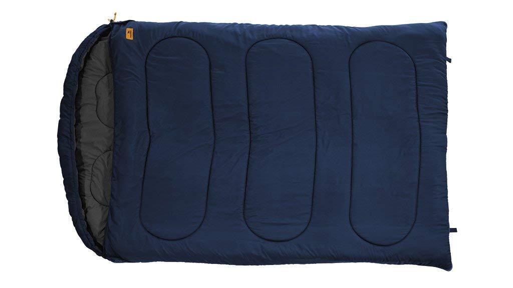 Easy Camp Moon Double, Sleeping bag, 220x150 cm, +19/+5/-9  °C guļammaiss