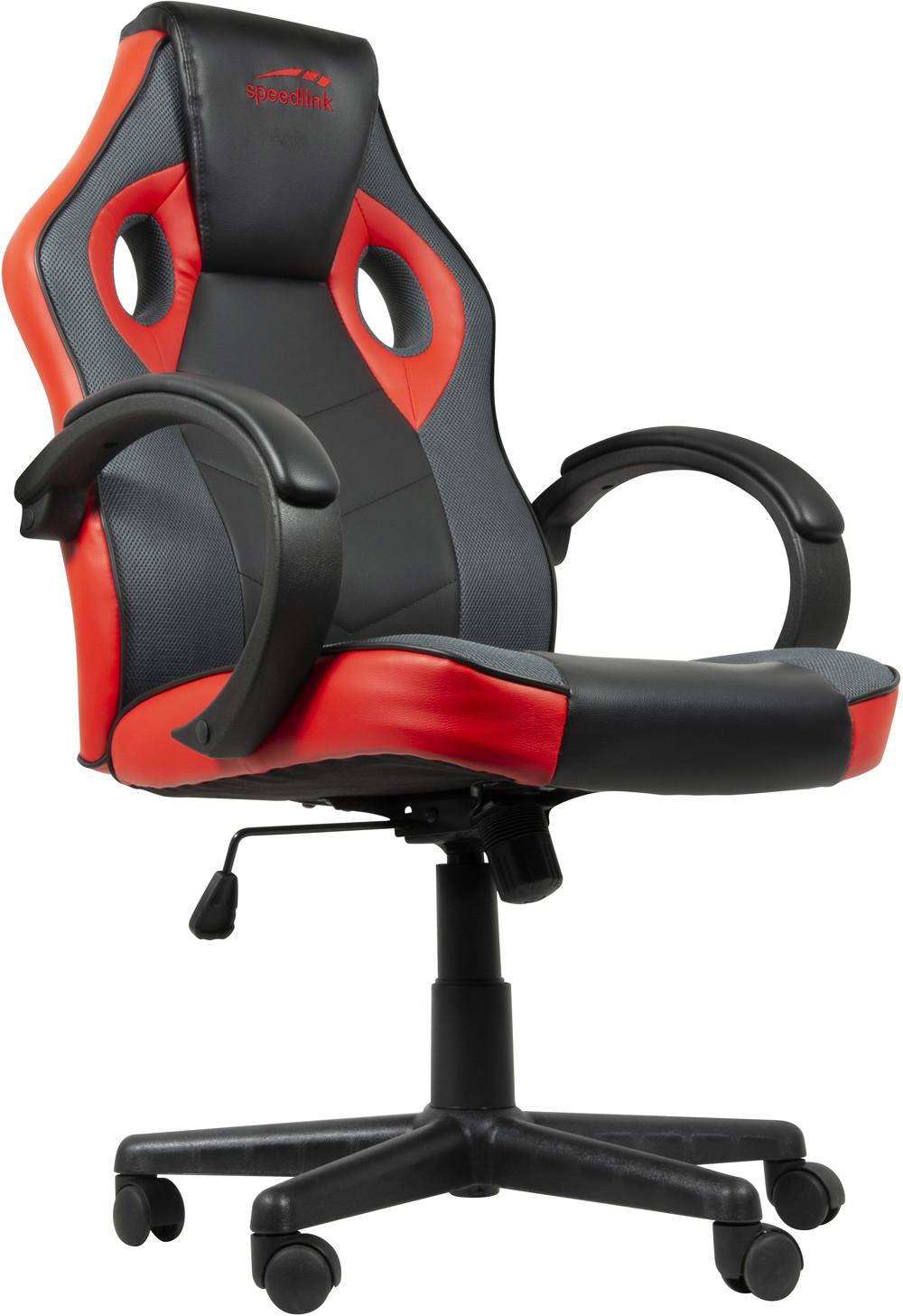 Speedlink geiminga krēsls Yaru (SL-660002-BKRD) 4027301851373 SL-660002-BKRD