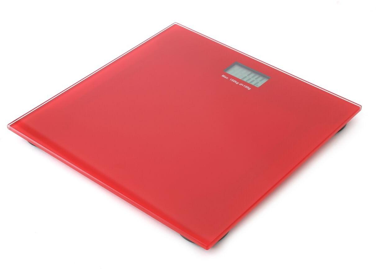 Omega vannas istabas svari OBSR, sarkani 5907595427128 42712 inhalators