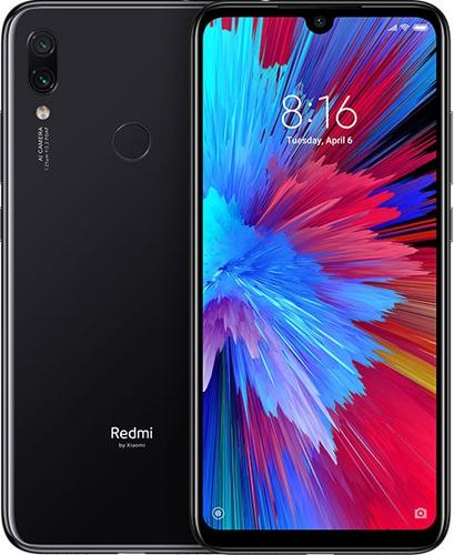 Xiaomi Redmi Note 7 3GB/32GB Black Mobilais Telefons