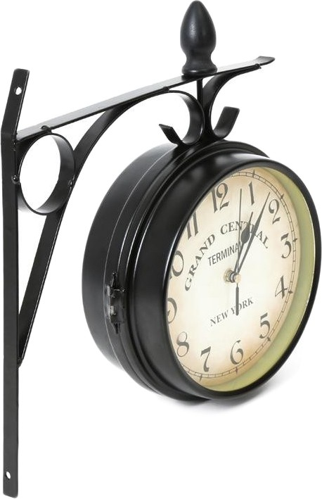Platinet sienas pulkstenis Station (43220) 5907595432207 Sienas pulkstenis
