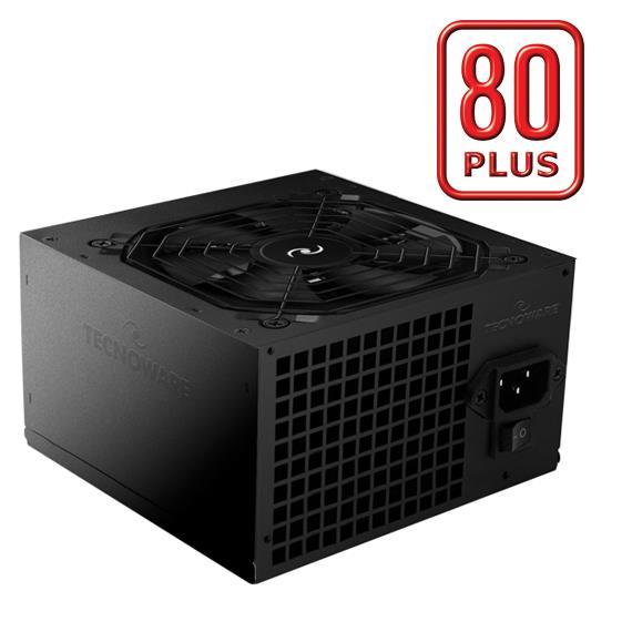 Power Supply | TECNOWARE | 650 Watts | Efficiency 80 PLUS | MTBF 100000 hours | FAL650C 1235176 Barošanas bloks, PSU