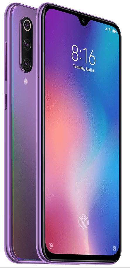Xiaomi Mi 9 SE 6GB/128GB Violet Mobilais Telefons