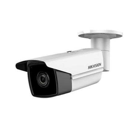 Hikvision IP Camera DS-2CD2T45FWD-I8 F2.8 Bullet, 4 MP, 2.8mm/F1.6, Power over Ethernet (PoE), IP67, H.265+/H.264+, Micro SD, Max.128GB novērošanas kamera