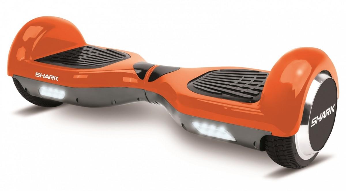 Electric skateboard SHB001N Shark 6,5 SHB001N Elektriskie skuteri un līdzsvara dēļi