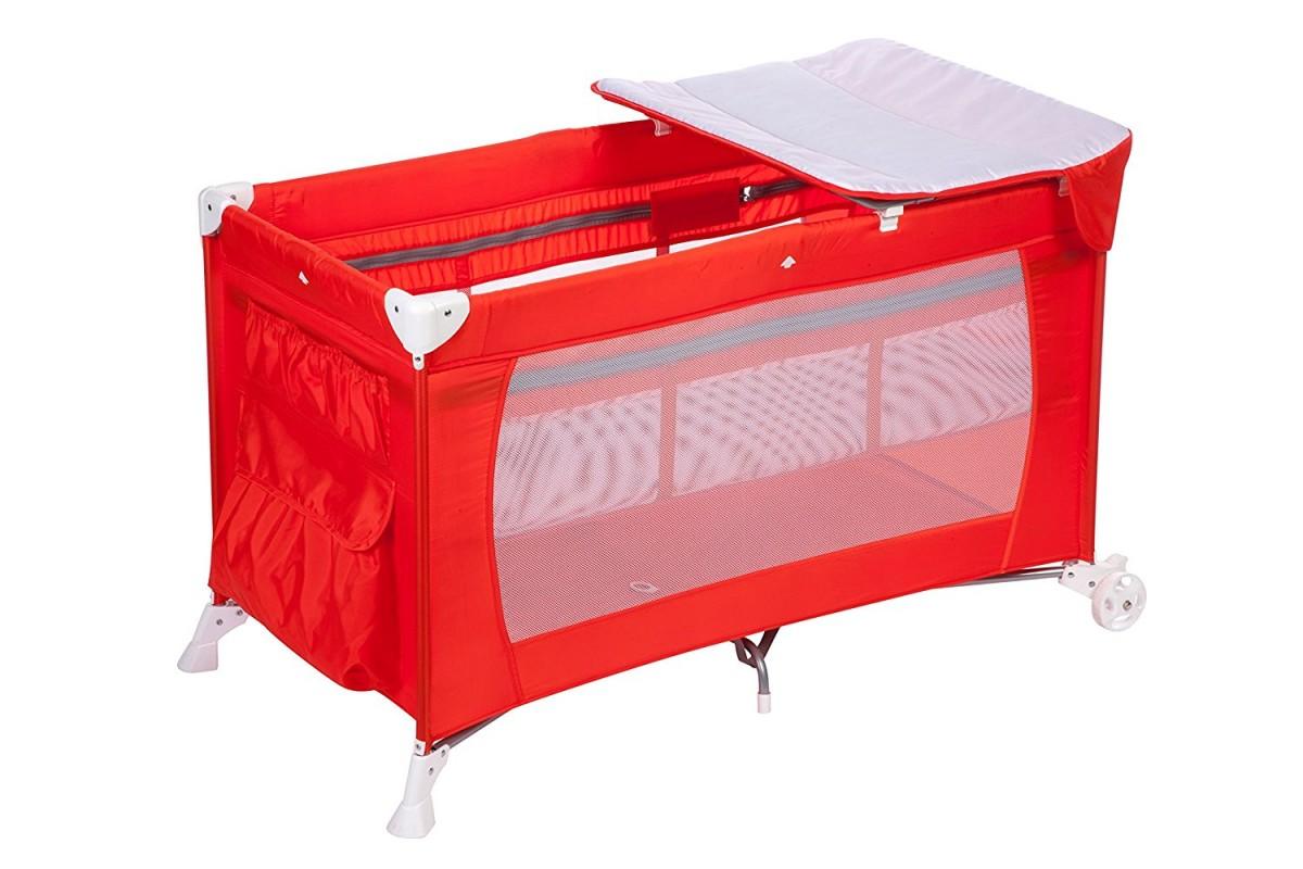Travel bed Full drems Redline 2191260000