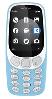 Nokia 3310 3G azure ENG Mobilais Telefons