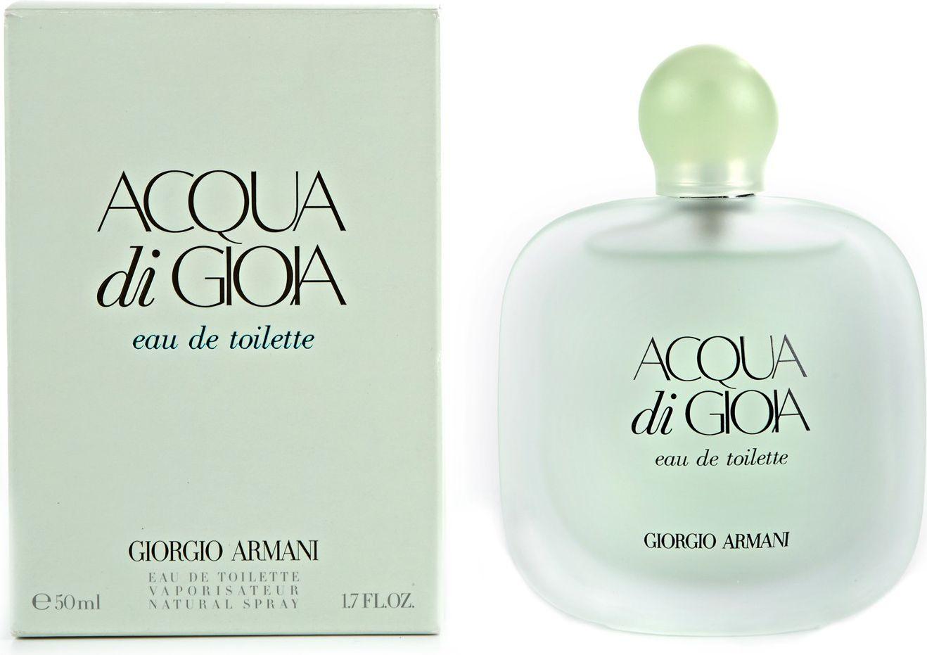 Giorgio Armani Acqua Di Gioia EDT 50ml 3605521939937 Smaržas sievietēm