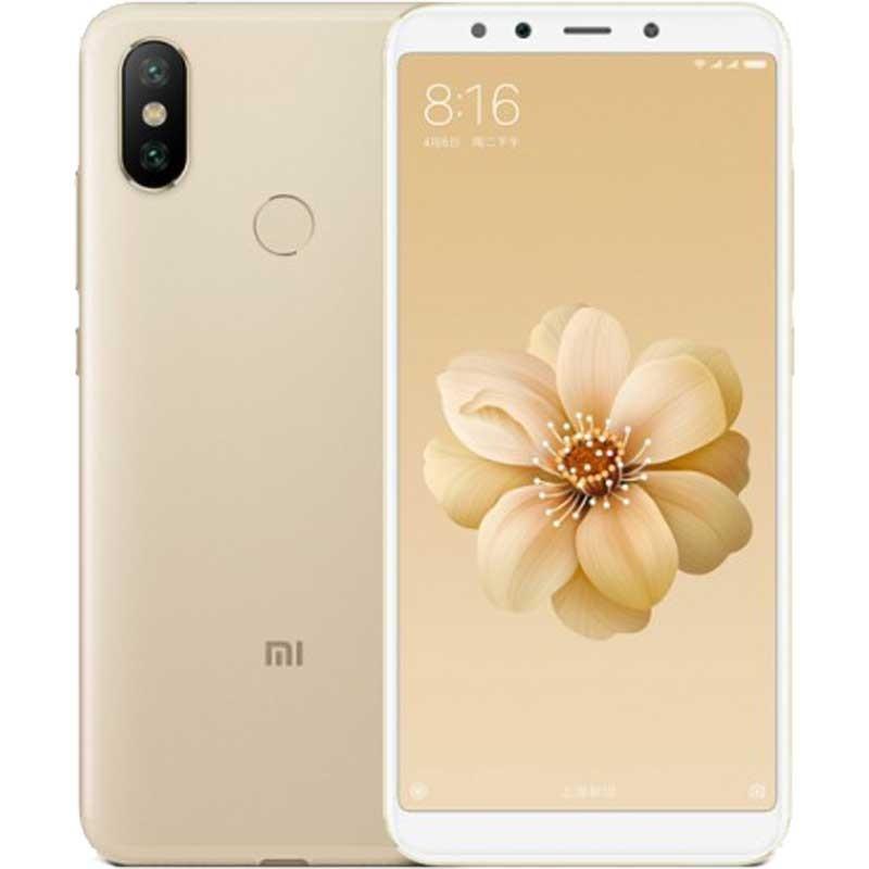 Xiaomi Mi A2 4GB/64GB gold Mobilais Telefons
