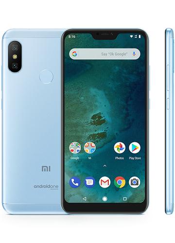 Xiaomi Mi A2 LITE 4GB/64GB blue Mobilais Telefons