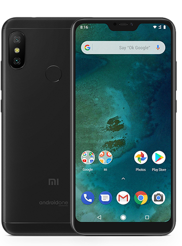 Xiaomi Mi A2 LITE 4GB/64GB black Mobilais Telefons