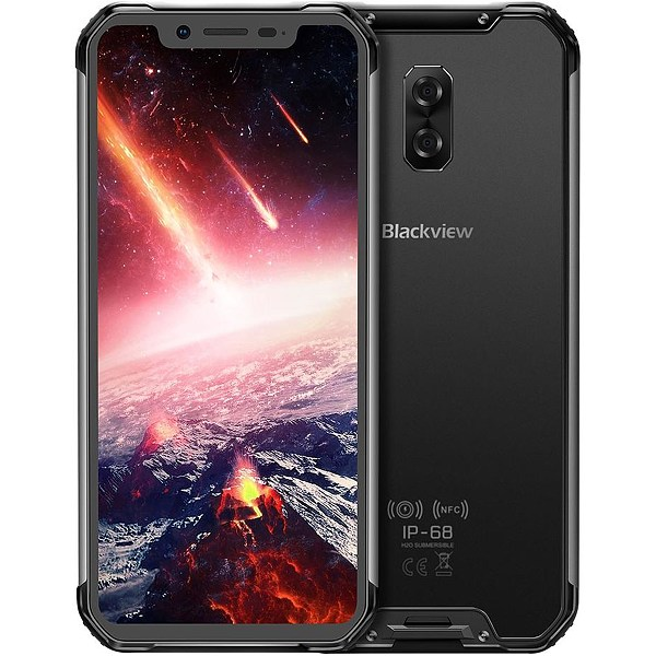 Blackview BV9600 4GB/64GB Grey Mobilais Telefons