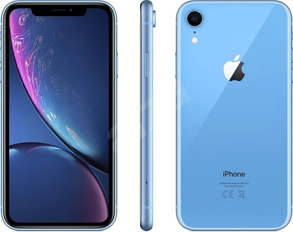 Apple iPhone XR 64GB Blue Mobilais Telefons