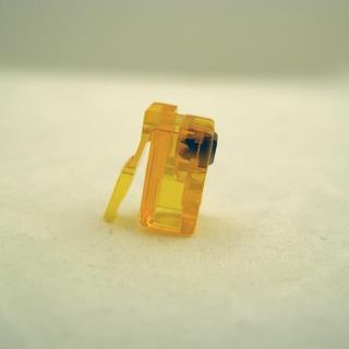 Netrack telephone plug RJ9/RJ10, 4p4c (100 pcs.) orange Serveru aksesuāri