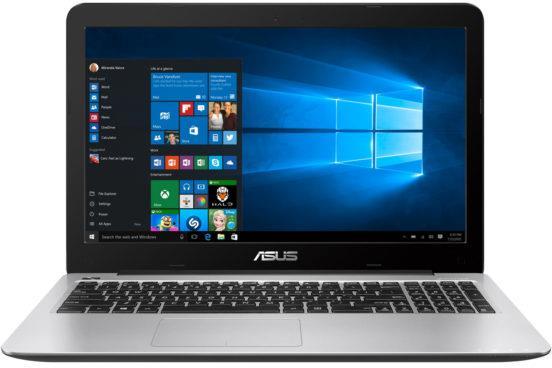 Asus Vivobook R558UV 15,6'' AG FHD/ i7 6500U nV GF 920MX 2GB/6GB/1TB/Win10 64Bit Portatīvais dators
