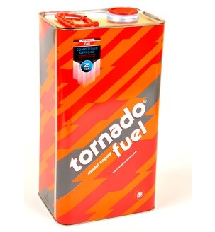 Tornado Car fuel 25% 5.0L Off-road TOR/24255B