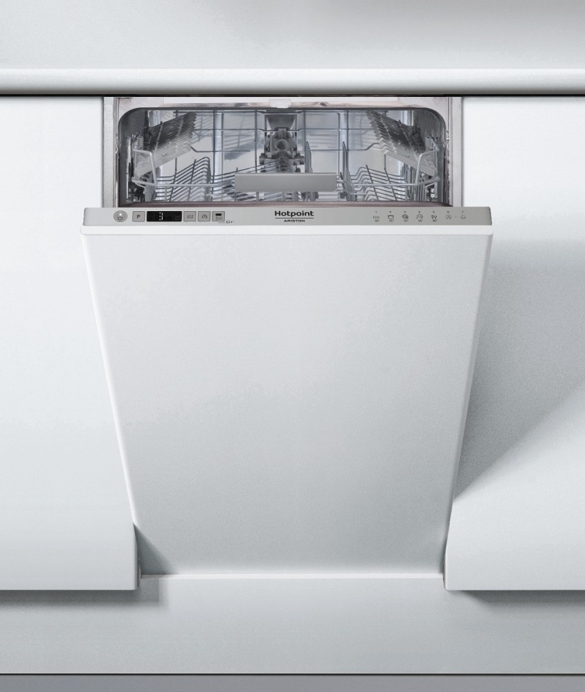 Dishwasher HSIC3M19  HSIC3M19 Iebūvējamā Trauku mazgājamā mašīna