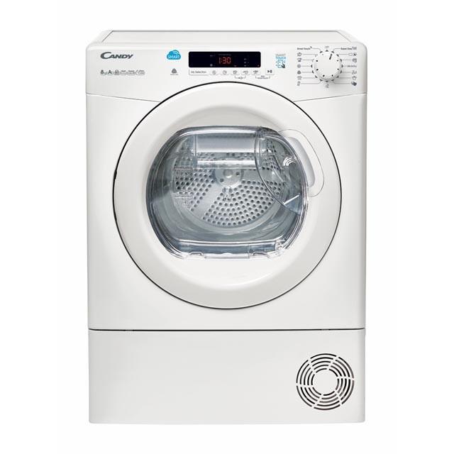 Dryer with heat pomp CS H8A2DE-S Veļas žāvētājs