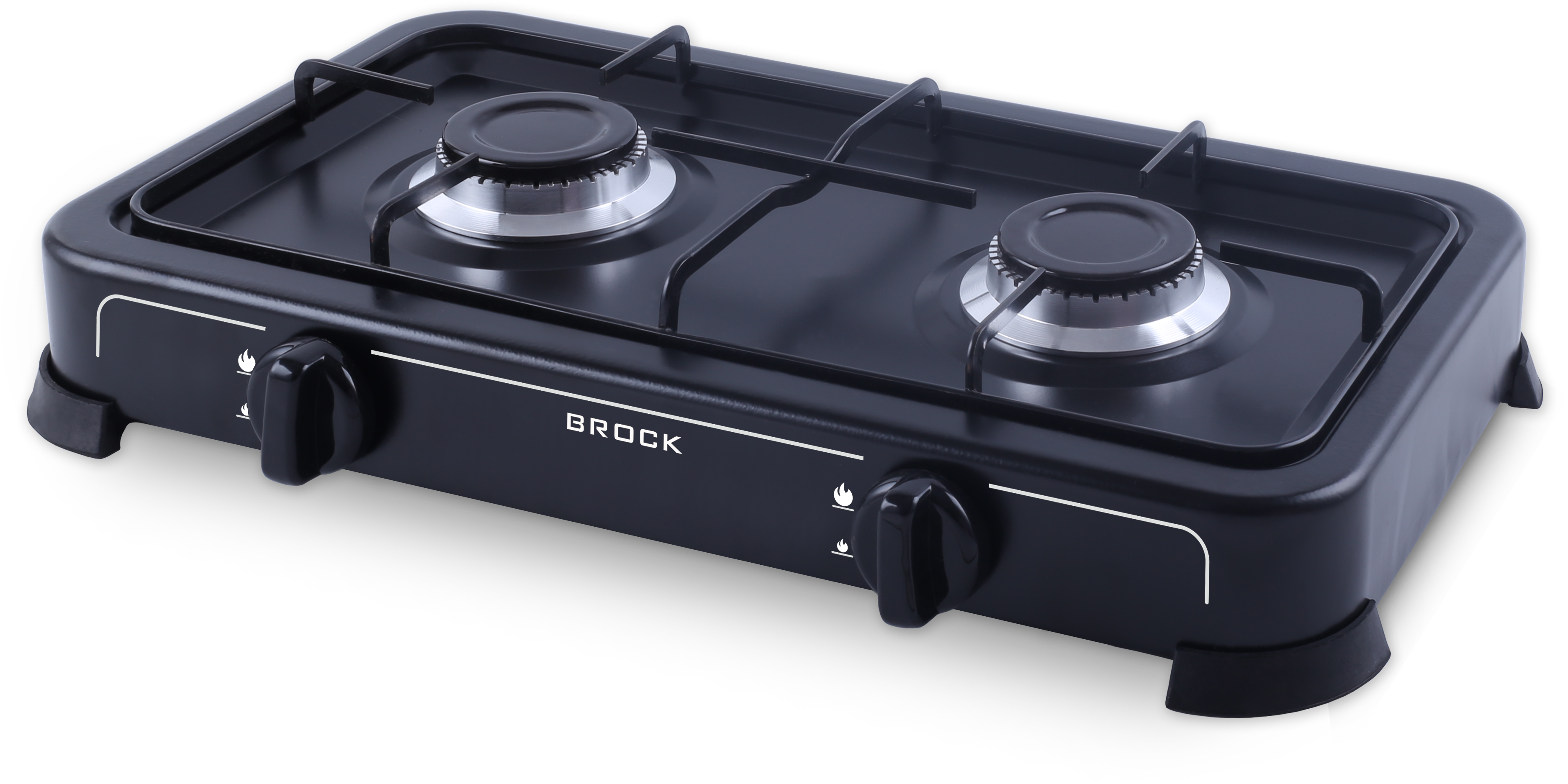 Brock Electronics GS 2002 BK plīts virsma
