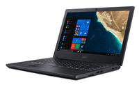 Acer TravelMate TMP2410-M-70Q9 2.7GHz i7-7500U 14Zoll 1920 x 1080Pixel Schwar... Portatīvais dators