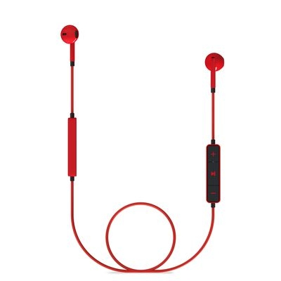 Energy Sistem Earphones 1 In-ear/Ear-hook, Bluetooth, Wireless, Bluetooth, Red, Blue, Built-in microphone mājas kinozāle