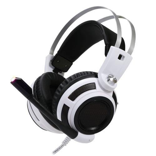 Varr OVH4050W White Spelu austinas ar mikrofonu OVH4050W