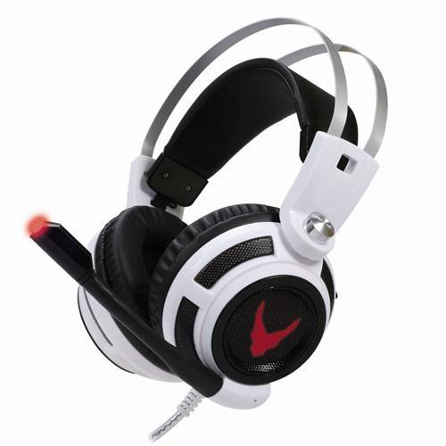 Varr OVH4055W White Bass Vibration austinas ar mikrofonu OVH4055W