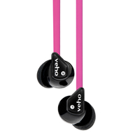 Veho 360 Z-1 Earbuds, Pink