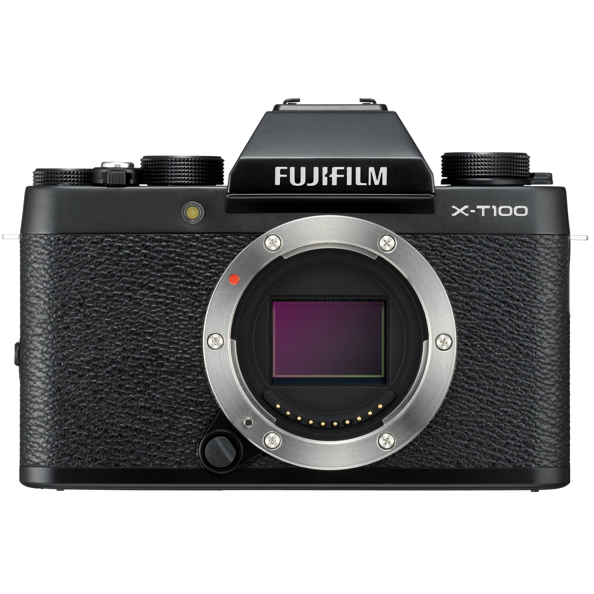 "Fujifilm X-T100 Mirrorless Camera body, 24.2 MP, ISO 51200, Display diagonal 3.0 "", Video recording, Magnification 0.62 x, Viewfind Digitālā kamera"