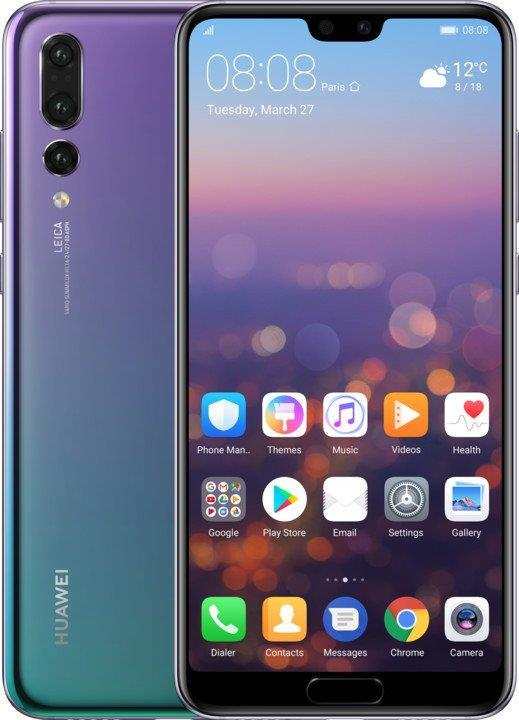 Huawei P20 Pro Purple Mobilais Telefons