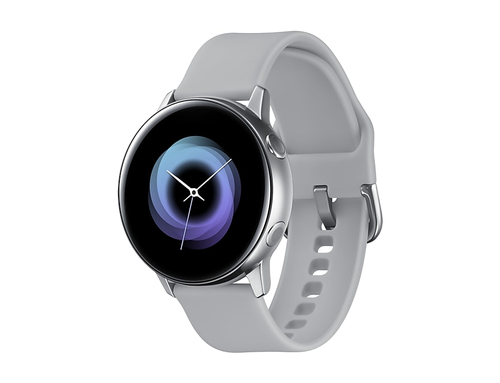 Samsung Galaxy Watch Active R500 Silver Viedais pulkstenis, smartwatch