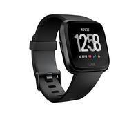Fitbit Versa black S-L Viedais pulkstenis, smartwatch