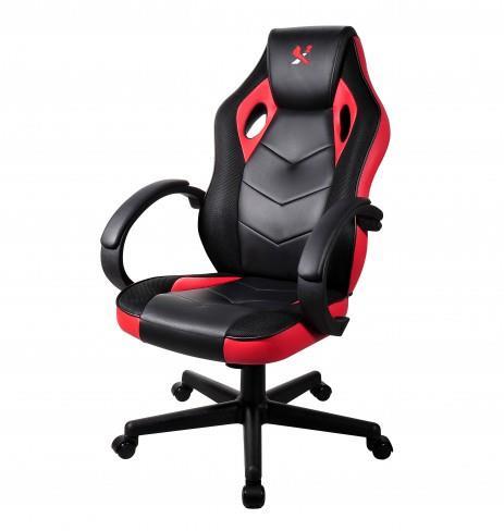 Gaming Chair X2 Lux One, Red/Black datorkrēsls, spēļukrēsls