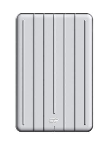 Silicon Power External SSD Bolt B75 512GB USB 3.1 Silver Ārējais cietais disks