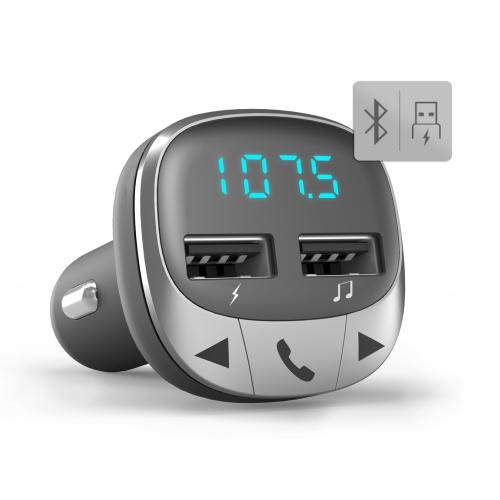ENERGY SISTEM MUSIC BLUETOOTH FM MODULATORS (Bluetooth, microSD, USB Charger, USB MP3) FM transmiteris