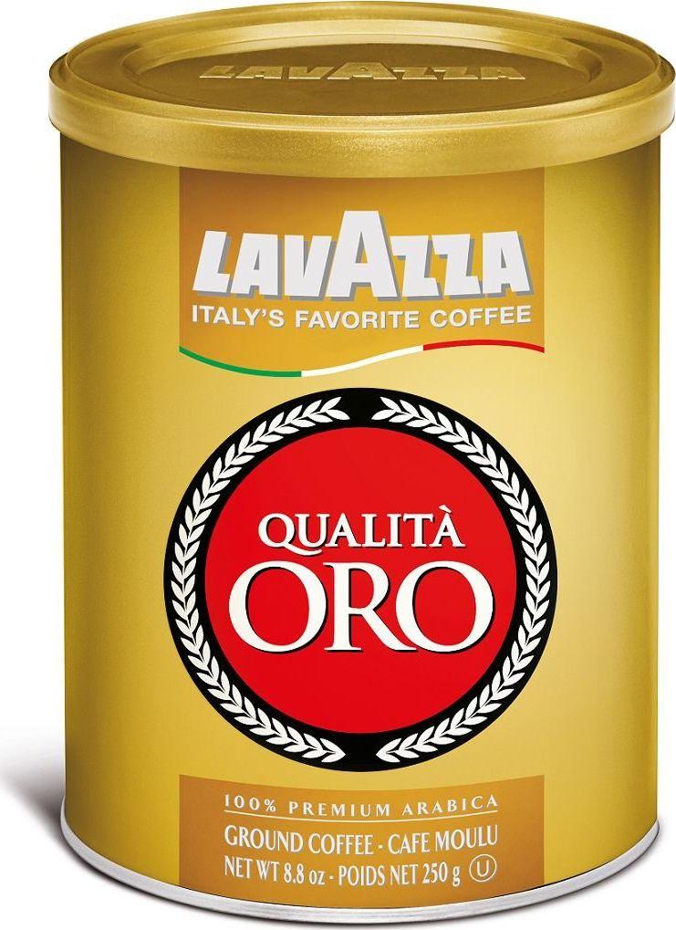 Lavazza Qualita Oro, 250g piederumi kafijas automātiem