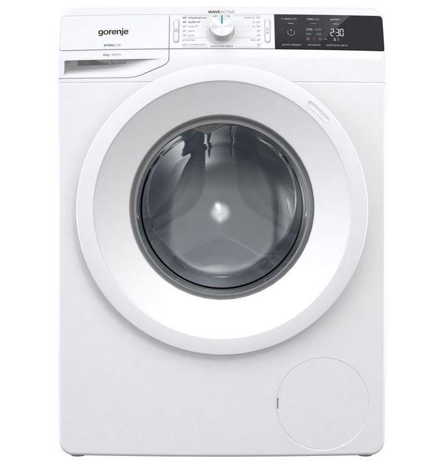 Washing machine slim WE62S3/PL Veļas mašīna