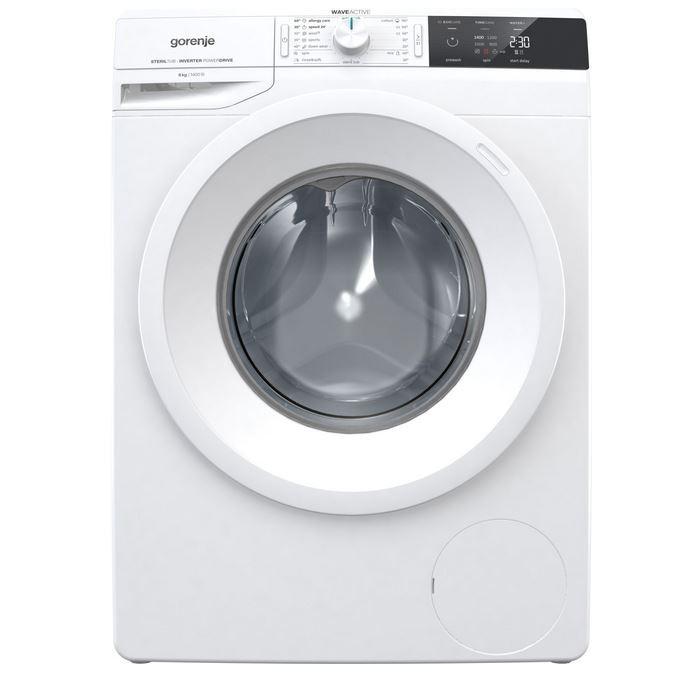 Washing machine slim WEI64S3 Veļas mašīna