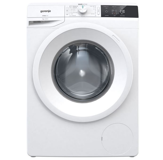 Washing machine slim WE72S3 Veļas mašīna