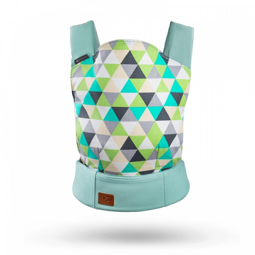 Kinderkraft Baby Carrier Nino Mint KKNNINOMINT000 Bērnu sēdeklīšu aksesuāri