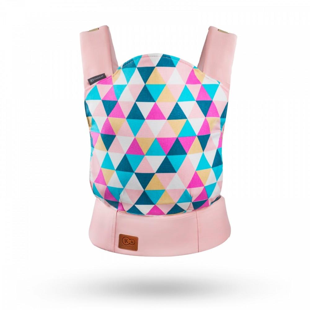 Kinderkraft Baby Carrier Nino Pink KKNNINOPINK000 Bērnu sēdeklīšu aksesuāri