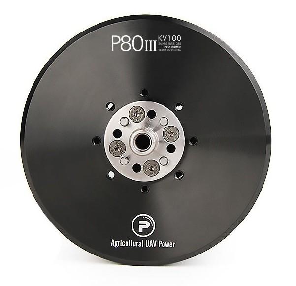 Brushless motor T-MOTOR P80-III Pin 100kV TM/P80-III-100