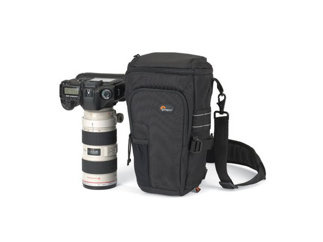 Lowepro Toploader Pro 75 AW soma foto, video aksesuāriem