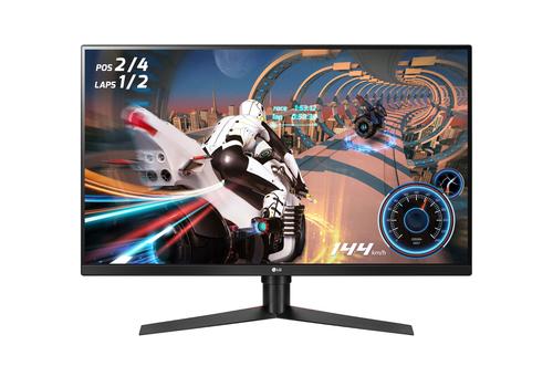 LG 32GK650F-B 32inch 16:9 QHD LCD Gaming (atvērts iepakojums) monitors