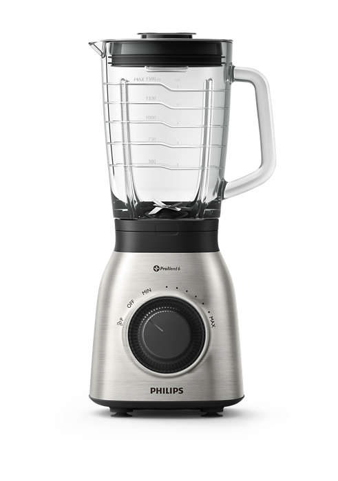 Philips Viva Collection HR3555/00 Blenderis