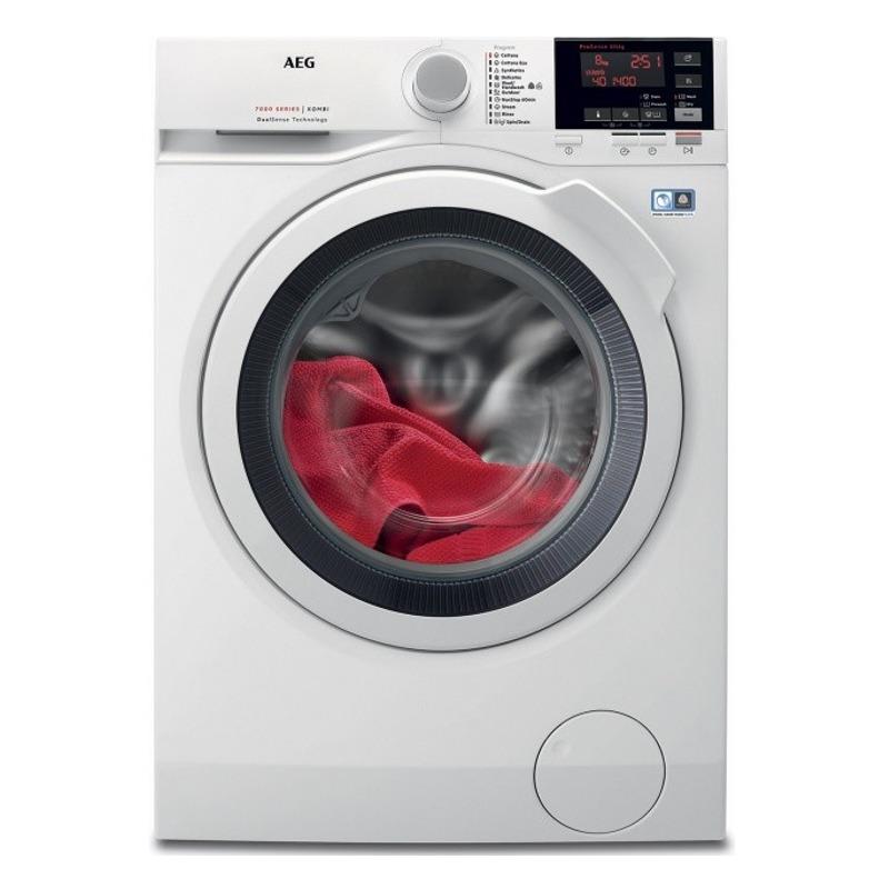 AEG L7WBG68W veļas mašīna ar žāvētāju Veļas mašīna