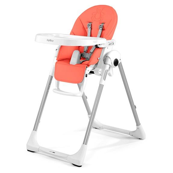 P.Pappa Zero-3  - Bear Coral IMPP030004BL58 bērnu barošanas krēsls