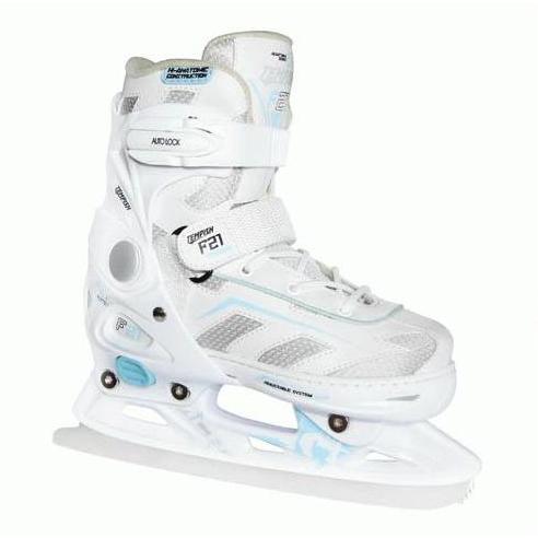F21 ICE LADY 37-40 1300001824 Slidošanas un hokeja piederumi