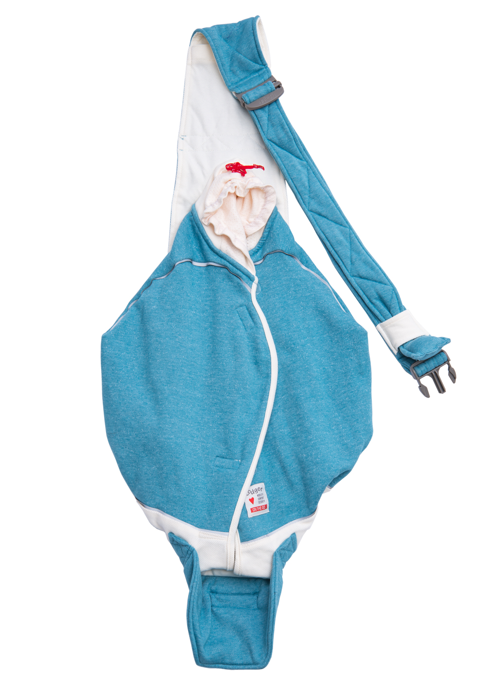 Lodger ShelterSport multifunkcion ls slings, Silvercreek SH 045 bērnu ietinamā sedziņa