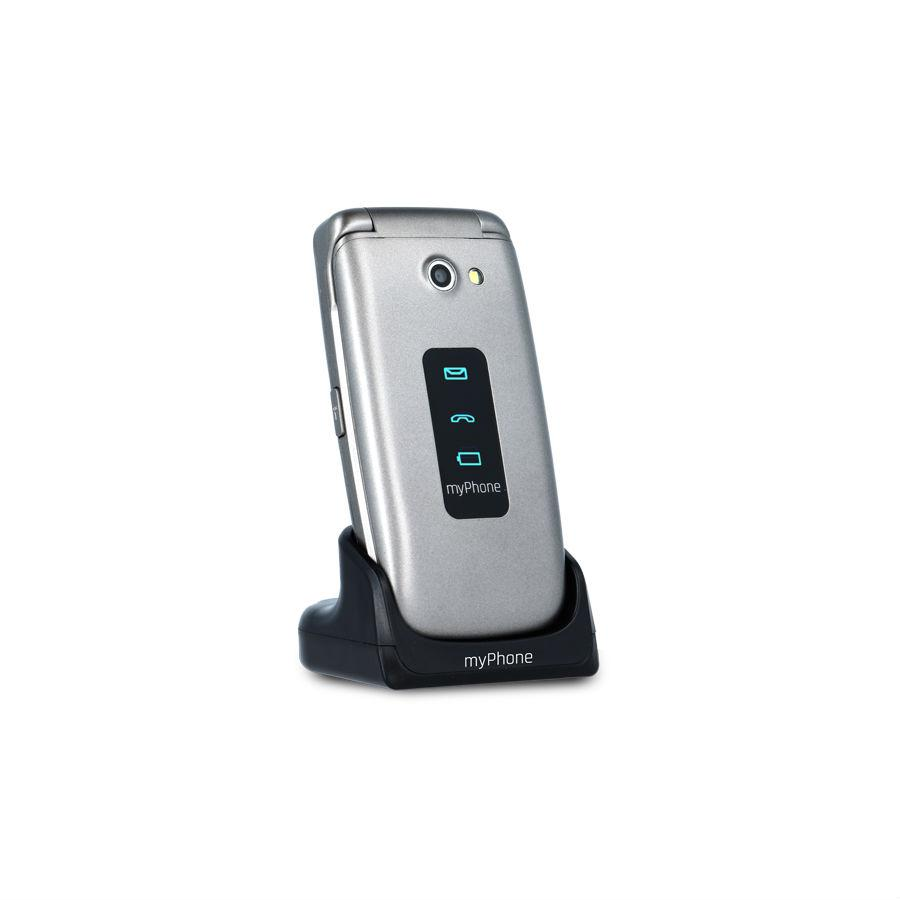 MyPhone Rumba silver Mobilais Telefons